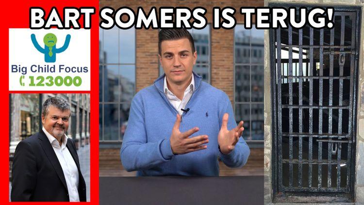 Bart Somers is terug!