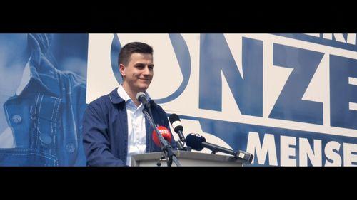 1 mei-toespraak Dries Van Langenhove