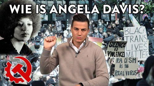 Internationale Dag tegen Racisme: Angela Davis