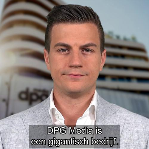 DPG Media maakt dikke winsten dankzij ons belastinggeld