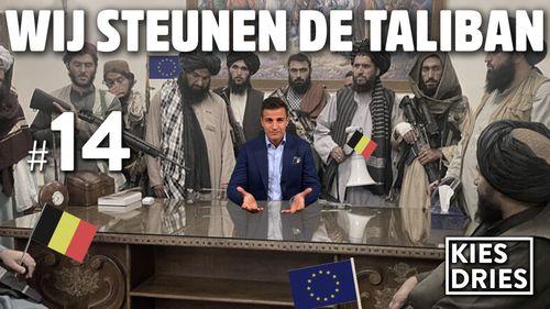 #14: Wij steunen de Taliban!