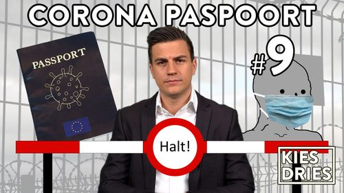 #9: Corona Paspoort