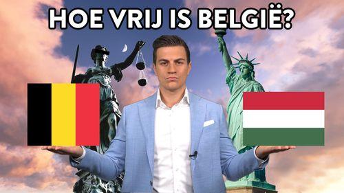 Hoe vrij is België?